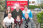ALL ROADS LEAD TO PRAGUE: On Tuesday at St Itas & St Josephs School, Balloonagh, Tralee, Dan McCarthy and Fr Kevin OSullivan (front) put in their final training sessions before their fundraising marathon run in Prague on Sunday May 13th. They are hoping to raise funds for Special Olympics Ireland and the Kerry Stars. Front l-r: Dan McCarthy, Janet ODonoghue (Shroneabbey, Glenflesk) and Fr Kevin OSullivan. Back l-r: Angelina Lehane, TJ Barry (Principal St Itas & St Josephs School) and Anna Looby (Teacher)..