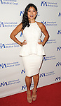 Chole Flower attending the International Medical Corps 2014  Annual Awards Celebration held at The Beverly Wilshire Hotel Los Angeles, CA. October 22, 2014.
