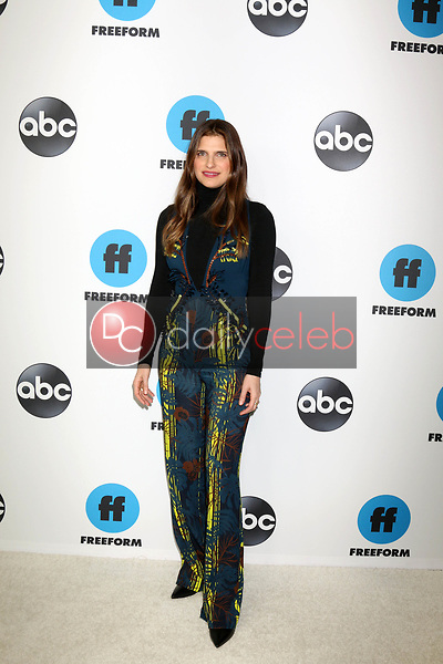 LOS ANGELES - FEB 5:  Lake Bell at the Disney ABC Television Winter Press Tour Photo Call at the Langham Huntington Hotel on February 5, 2019 in Pasadena, CA