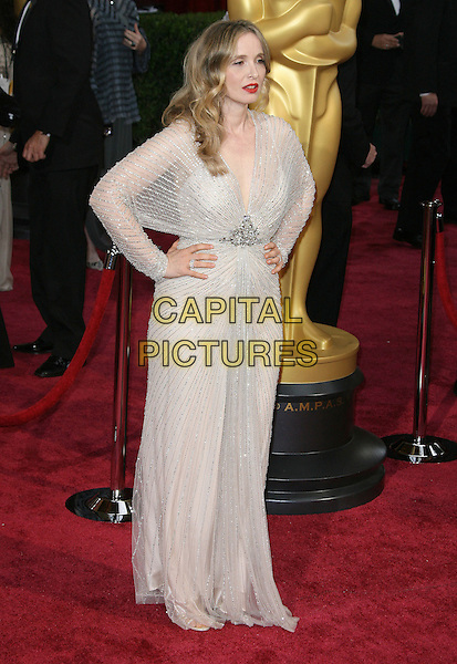 02 March 2014 - Hollywood, California - Julie Delpy. 86th Annual Academy Awards held at the Dolby Theatre at Hollywood &amp; Highland Center. <br /> CAP/ADM<br /> &copy;AdMedia/Capital Pictures
