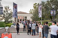 One of Occidental College's oldest traditions, Dance Production (or Dance Pro) involves many students. Opening night, March 17, 2017 in Thorne Hall.<br /> (Photo by Marc Campos, Occidental College Photographer)