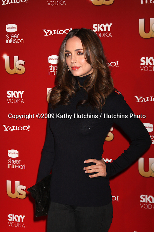 Eliza Dushku.arriving at the 2009 US Weekly Hot Hollywood Party.Voyeur.West Hiollywood,  CA.November 18, 2009.©2009 Kathy Hutchins / Hutchins Photo.