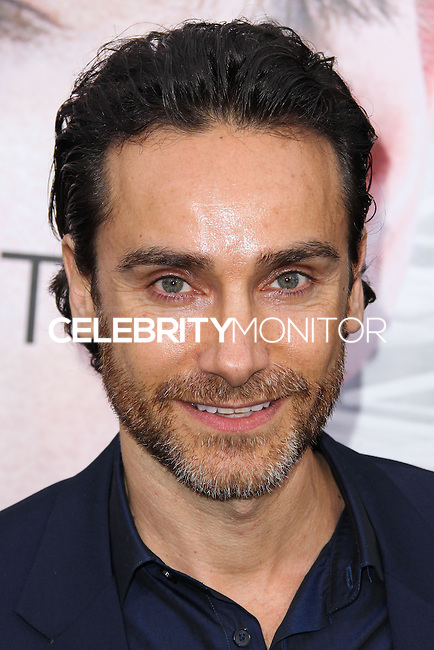 """WESTWOOD, LOS ANGELES, CA, USA - APRIL 10: Antonio Del Prete at the Los Angeles Premiere Of Warner Bros. Pictures And Alcon Entertainment's """"Transcendence"""" held at Regency Village Theatre on April 10, 2014 in Westwood, Los Angeles, California, United States. (Photo by Xavier Collin/Celebrity Monitor)"""
