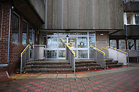 Pictured: A general view of Merthyr Crown Court. Friday 23 November 2018<br /> Re: