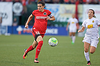 Portland, OR - Sunday Sept. 11, 2016: Christine Sinclair during a regular season National Women's Soccer League (NWSL) match between the Portland Thorns FC and the Western New York Flash at Providence Park.