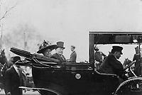 President William Howard Taft and Mrs. Taft, 1909 by Clinedinst