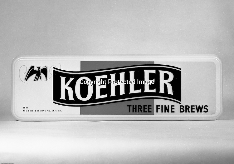 Client: Erie Brewing Company<br />