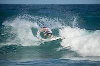 BANZAI PIPELINE, Oahu/Hawaii (Tuesday, December 13, 2016) Bede Durbidge (AUS) - The Billabong Pipe Masters in Memory of Andy Irons, the final stop on the 2016  World Championship Tour (CT) was called on this morning despite  unfavourable  side onshore winds.<br /> <br /> The swell had jumped a little overnight and was coming in from a NW direction and organisers decided to get the main event under way because  the forecast for the rest of the waiting period isn't looking very good.<br /> <br /> The NW swell meant a lot of the surfing was at Backdoor with the occasional Pipeline wave. <br /> Photo: joliphotos