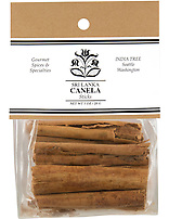 India Tree Canela Sticks, India Tree Spices