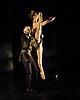 Orpheus<br /> choreography by Will Tuckett<br /> <br /> Ballet Black <br /> Artistic director Cassa Pancho<br /> <br /> Damien Johnson (as Orpheus)<br /> Sarah Kundi (as Eurydice)<br /> <br /> <br /> <br /> Photograph by Elliott Franks