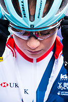 Picture by Alex Whitehead/SWpix.com - 03/02/2018 - Cycling - 2018 UCI Cyclo-Cross World Championships - Valkenburg, The Netherlands - Great Britain's Evie Richards prepares to compete in the Women's U23 race.