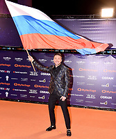 Sergey Lazarev (Russia)<br /> Eurovision Song Contest, Opening Ceremony, Tel Aviv, Israel - 12 May 2019.<br /> **Not for sales in Russia or FSU**<br /> CAP/PER/EN<br /> &copy;EN/PER/CapitalPictures