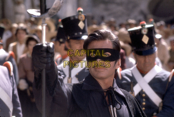 GEORGE HAMILTON.in Zorro, the Gay Blade (1981) .*Filmstill - Editorial Use Only*.CAP/STF/AP.Supplied by Capital Pictures.