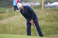 Abraham Ancer (MEX) during Round One of the 148th Open Championship, Royal Portrush Golf Club, Portrush, Antrim, Northern Ireland. 18/07/2019. Picture David Lloyd / Golffile.ie<br /> <br /> All photo usage must carry mandatory copyright credit (© Golffile | David Lloyd)
