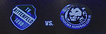 Anzeigetafel TVB 1898 vs. Bergischer HC beim Spiel in der Handball Bundesliga, TVB 1898 Stuttgart - Bergischer HC.<br /> <br /> Foto © PIX-Sportfotos *** Foto ist honorarpflichtig! *** Auf Anfrage in hoeherer Qualitaet/Aufloesung. Belegexemplar erbeten. Veroeffentlichung ausschliesslich fuer journalistisch-publizistische Zwecke. For editorial use only.