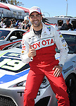 """Jesse Metcalfe at the practice day for the """"37th Annual Toyota Pro/Celebrity Race"""" in Long  Beach California April 9 2013"""