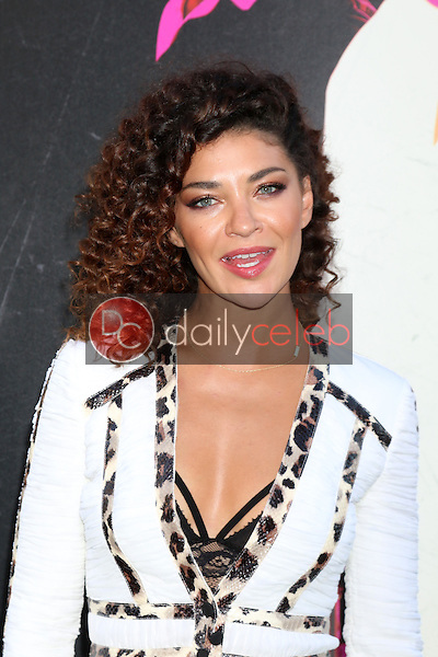 Jessica Szohr<br /> at the &quot;War Dogs&quot; Premiere, TCL Chinese Theater IMAX, Hollywood, CA 08-15-16<br /> David Edwards/DailyCeleb.com 818-249-4998