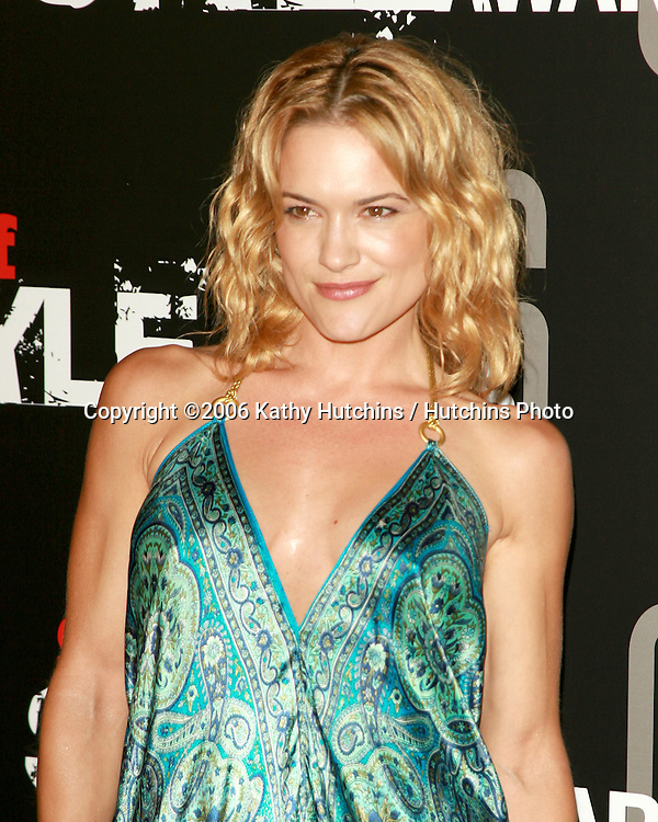 Victoria Pratt.Stuff Magazine Style Awards.ArcLight  Rooftop.Los Angeles, CA.September 27, 2006.©2006 Kathy Hutchins / Hutchins Photo....
