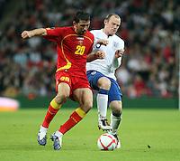 101012 England v Montenegro