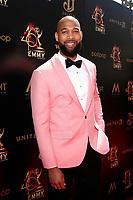 PASADENA - May 5: CJ FAison at the 46th Daytime Emmy Awards Gala at the Pasadena Civic Center on May 5, 2019 in Pasadena, California