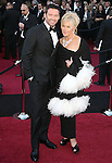 Hugh Jackman and wife Debra attends the 83rd Academy Awards held at The Kodak Theatre in Hollywood, California on February 27,2011                                                                               © 2010 DVS / Hollywood Press Agency