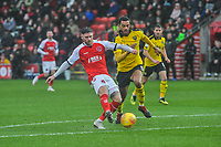 Fleetwood Town v Oxford United - 12.01.2019