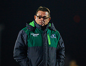 4th November 2017, Galway Sportsground, Galway, Ireland; Guinness Pro14 rugby, Connacht versus Cheetahs; Connacht Head Coach Kieran Keane
