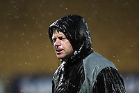 Taranaki coach Adrian Kennedy. Air New Zealand Cup rugby match - Taranaki v Auckland at Yarrows Stadium, New Plymouth, New Zealand. Friday 9 October 2009. Photo: Dave Lintott / lintottphoto.co.nz