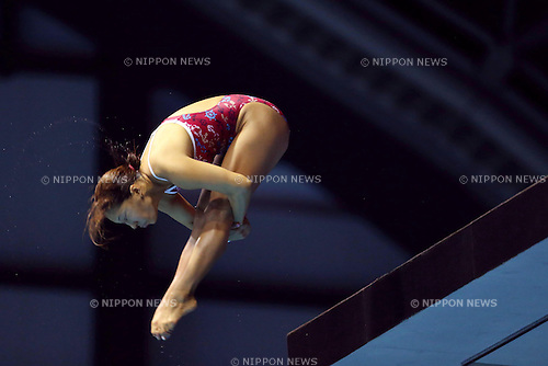 Mai Nakagawa (JPN), SEPTEMBER 22, 2013 - Diving : All Japan Diving Championship 2013 Women's 10m Platform Final at Tatsumi International Swimming Pool, Tokyo, Japan.(Photo by AFLO SPORT) [1156]