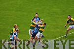 Kerry v  Dublin in the Bank of Ireland All Ireland Championship Semi Final at Croke Park on Sunday.