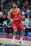 Spain Javier Beiran during European Qualifiers to China 2019 World Cup match between Spain and Montenegro at Principe Felipe Stadium in Zaragoza , Spain. February 22, 2018. (ALTERPHOTOS/Borja B.Hojas)
