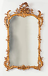 Mirror. Northern Italy, ca. 1760. Carved and gilt pine, mirrored glass. H x W x D: 182.9 x 109.2 x 17.8 cm (6 ft. x 43 in. x 7 in.). Bequest of Mary Hayward Weir, 1968-158-4.