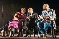 Conferenza del Premio Nobel per la Pace 2015 Mohamed Fadhel Mahfoudh durante il XXV Festival Sete Sois Sete Luas