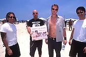 Jan 20, 2001 QUEENS OF THE STONE AGE - Rio de Janeiro Brazil