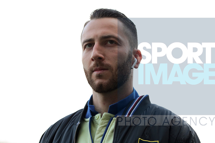 Andrea Bertolacci of Sampdoria during the Serie A match at Stadio Grande Torino, Turin. Picture date: 8th February 2020. Picture credit should read: Jonathan Moscrop/Sportimage