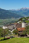Triesenberg, Liechtenstein.