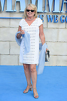 Elaine Paige arriving for the &quot;Mama Mia! Here We Go Again&quot; world premiere at the Eventim Apollo, Hammersmith, London, UK. <br /> 16 July  2018<br /> Picture: Steve Vas/Featureflash/SilverHub 0208 004 5359 sales@silverhubmedia.com