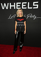 14 March 2019 - Los Angeles, California - Suede Brooks. Launch of Wheels with DJ Chantel Jeffries held at Sunset Tower. Photo Credit: Faye Sadou/AdMedia