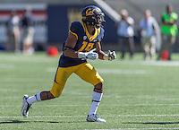 BERKELEY, CA - September 5, 2015: The Cal Bears Football team vs the Grambling State Tigers at Memorial Stadium in Berkeley, California. Final score, Cal Bears 73, Grambling State 14.