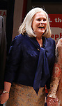 Candice Bergen.during the Broadway Opening Night Performance Curtain Call for 'Gore Vidal's The Best Man' at the Gerald Schoenfeld Theatre in New York City on 4/1/2012