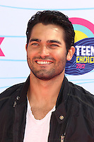UNIVERSAL CITY, CA - JULY 22: Tyler Hoechlin at the 2012 Teen Choice Awards at Gibson Amphitheatre on July 22, 2012 in Universal City, California. &copy; mpi28/MediaPunch Inc. /NortePhoto.com*<br />