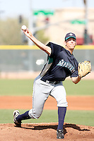 Kenn Kasparek, Seattle Mariners 2010 minor league spring training..Photo by:  Bill Mitchell/Four Seam Images.