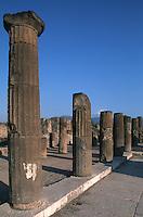 Italy,Campania,Pompei