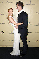 BEVERLY HILLS, CA - JANUARY 13: Jaime King and Kyle Newman at the The Weinstein Company 2013 Golden Globes After Party at the Beverly Hilton Hotel in Beverly Hills, California on January 13, 2013. Credit:  MediaPunch Inc. /NortePhoto