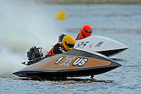 1-US and 95-M  (Outboard Runabout)