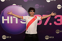 HOLLYWOOD, FL - APRIL 08: Alejandro Chal also known as A. Chal visits radio station Hits 97.3 on April 8, 2019 in Hollywood, Florida. <br /> CAP/MPI04<br /> ©MPI04/Capital Pictures