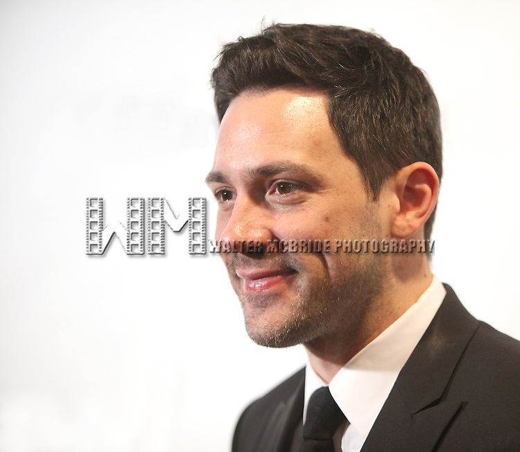 Steve Kazee.attending the The 78th Annual Drama League Awards at the Mariott Marquis Hotel in New York City on5/18/2012