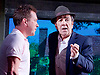 Prism <br /> by Terry Johnson <br /> at Hampstead Theatre, London, Great Britain <br /> press photocall <br /> 11th September 2017 <br /> <br /> <br /> Robert Lindsay as Jack Cardiff <br /> <br /> Barnaby Kay as Mason <br /> <br /> <br /> <br /> Designed by Tim Shortall<br /> Lighting by Ben Ormerod<br /> Sound by John Leonard <br /> Casting by Suzanne Crowley and Gilly Poole <br /> <br /> <br /> Photograph by Elliott Franks <br /> Image licensed to Elliott Franks Photography Services