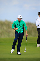 Max Kennedy of Ireland during Day 3 / singles of the Boys' Home Internationals played at Royal Dornoch Golf Club, Dornoch, Sutherland, Scotland. 09/08/2018<br /> Picture: Golffile | Phil Inglis<br /> <br /> All photo usage must carry mandatory copyright credit (&copy; Golffile | Phil Inglis)