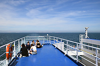 DFDS Dover to Calais ferry, July 2019